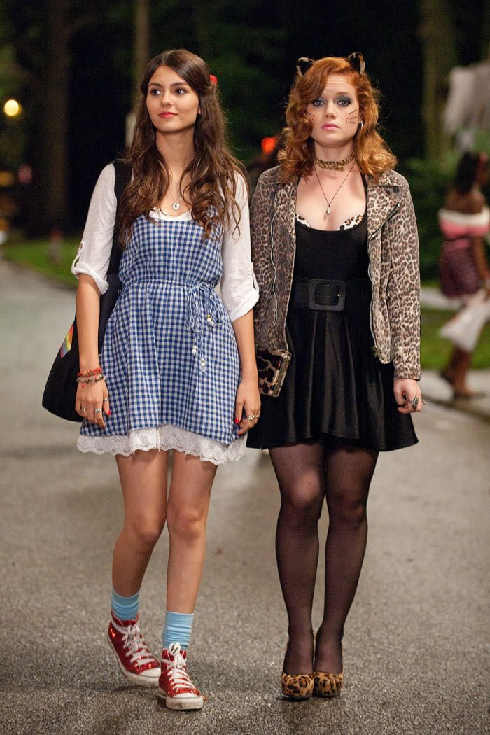 Victoria Justice and Jane Levy (Fun Size)  sc 1 st  Pinterest & Victoria Justice and Jane Levy (Fun Size) | Pinterest | Victoria ...