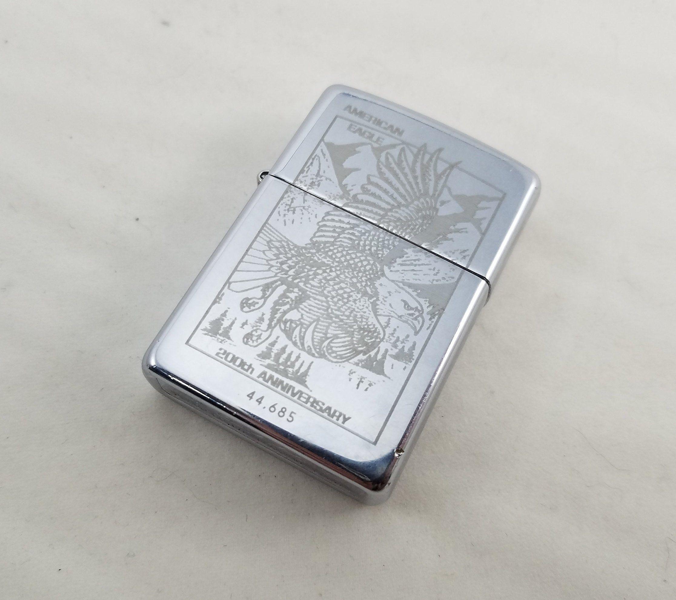 Limited Edition American Eagle 200th Anniversary Commemorative