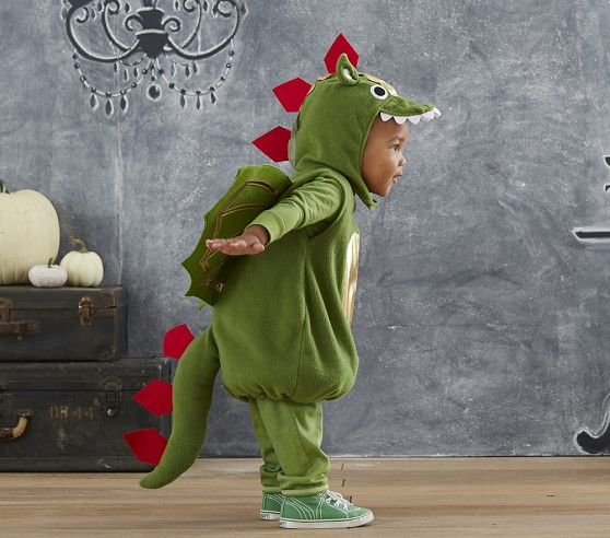 Pottery Barn Kids Baby Dragon Costume