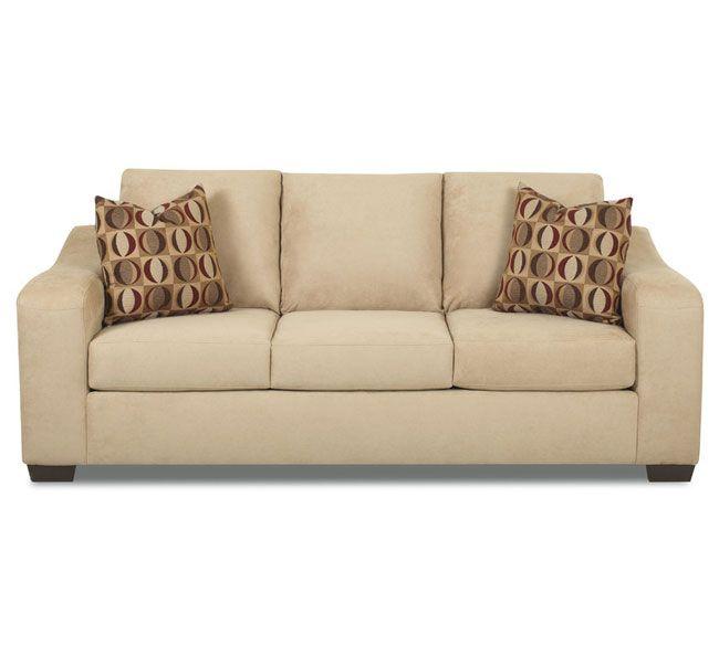 darien e15300 sofa sleeper klaussner maureen s apartment rh pinterest com