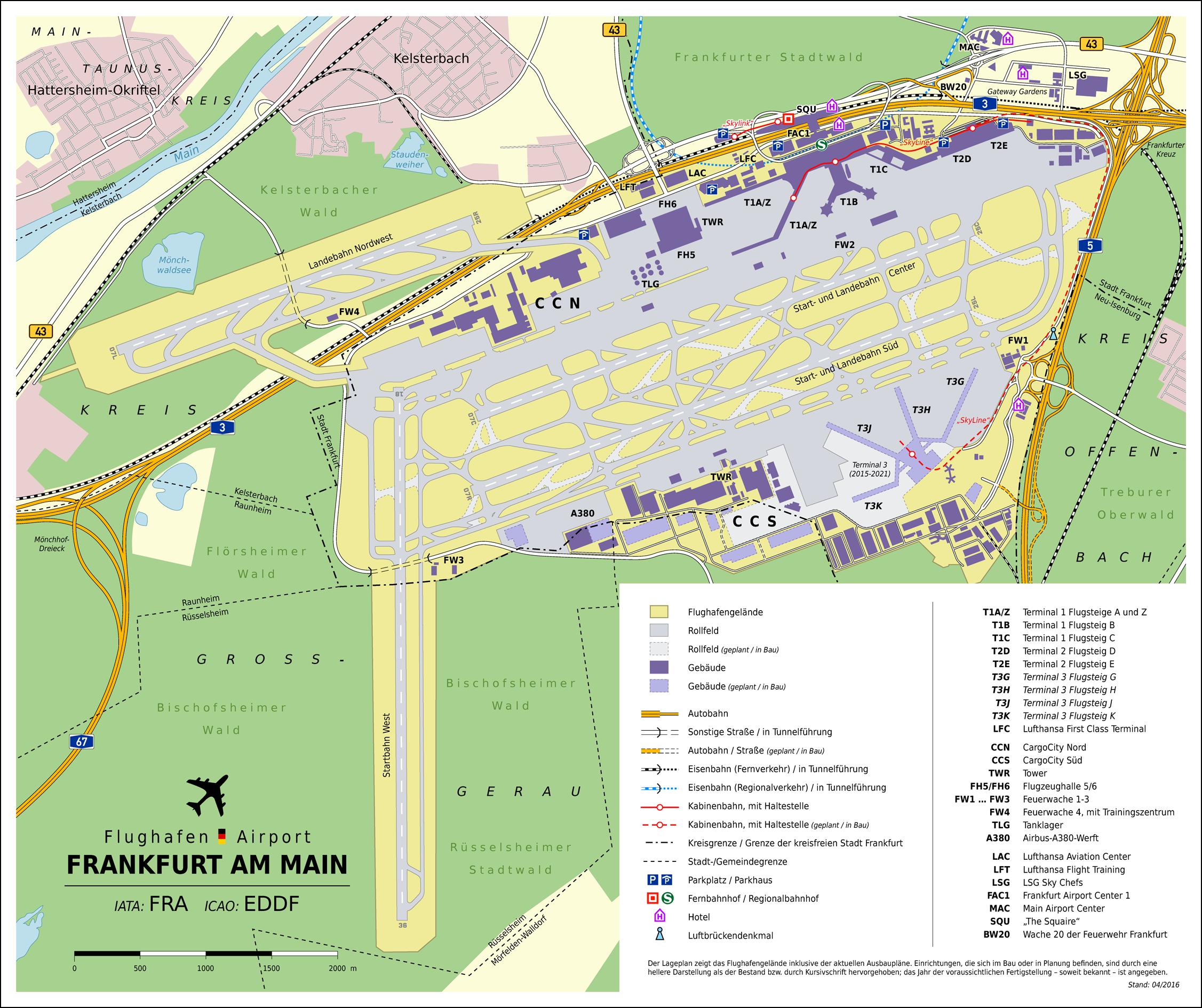FrankfurtMain_Airport_Map_DE.png (2253×1890) Aeropuerto