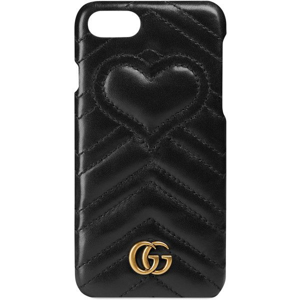 cheap for discount 32428 2e3c1 Gucci Gg Marmont Iphone 7 Case found on Polyvore featuring ...