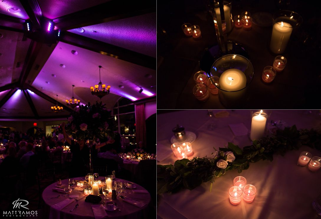 centerpieces for wedding receptions with candles%0A Wedding