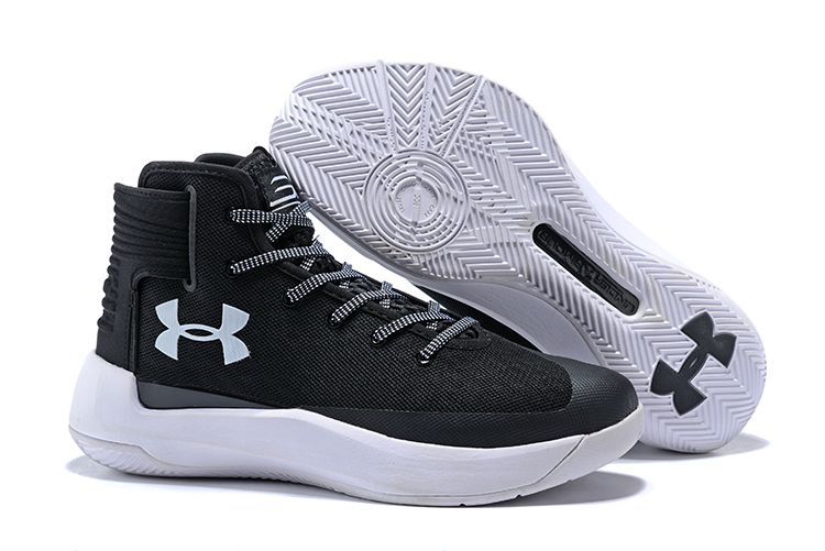 d98c59093a54 Under Armour Curry 3Zero Black White For Sale