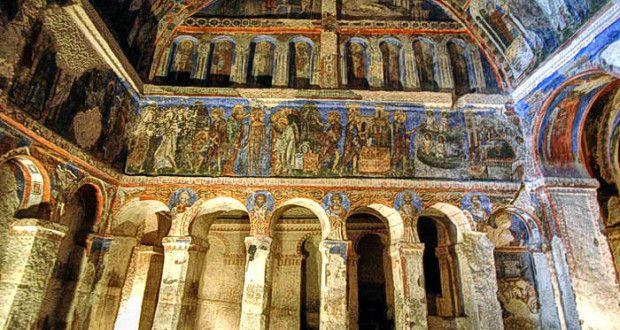 Tokalı Kilise  Churches in Cappadocia  Pinterest ...