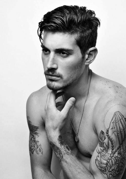 19+ Medium hairstyles for men with thick hair ideas in 2021