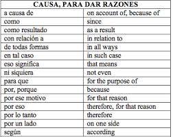 Frases Transicionales 5 Grado Ingles Basico Pronunciacion