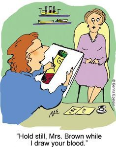 Nurse Cartoons A Lost In Translation Bloody Good Humor