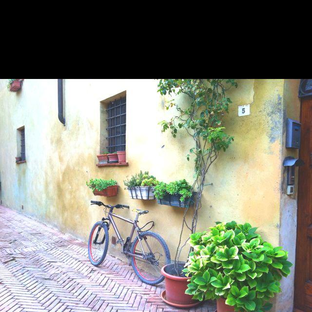 Pienza, Italy - Sept 2011
