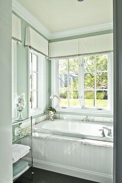 tailored valance master bathroom eclectic bathroom los angeles rh pinterest com