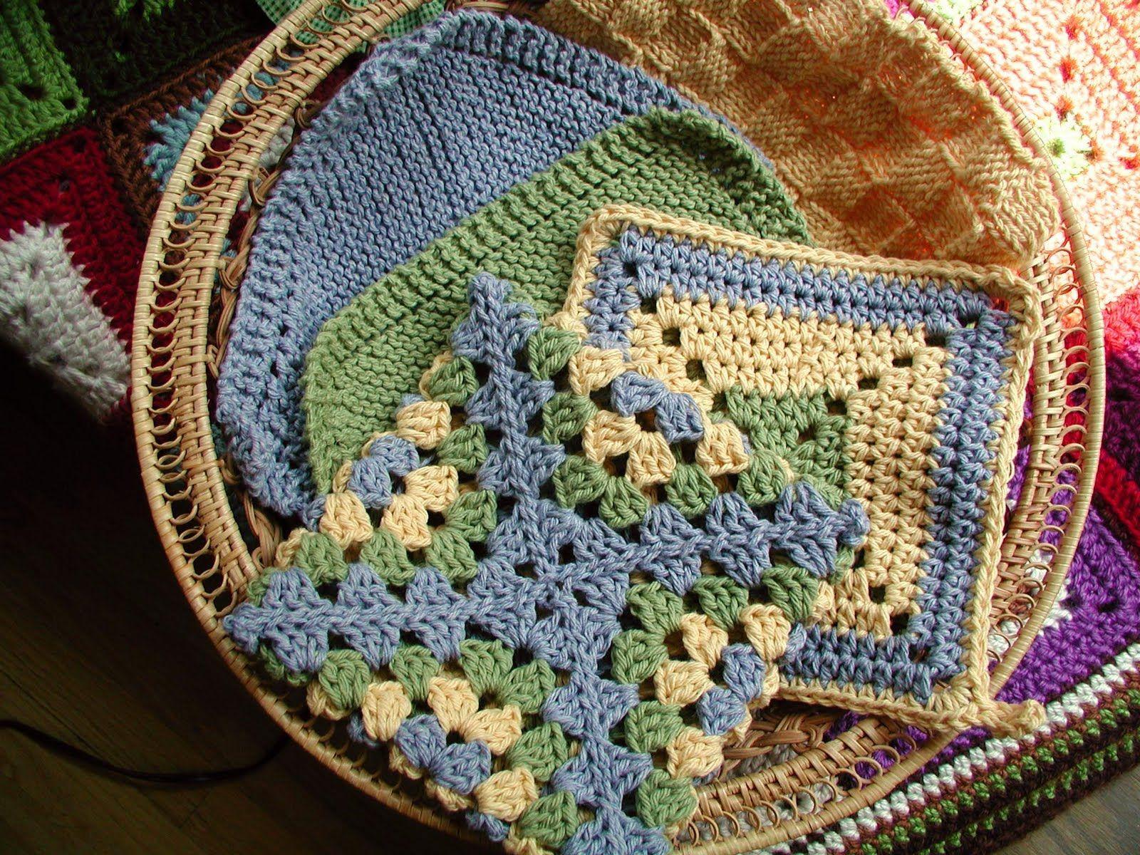 Fiddlesticks - My crochet and knitting ramblings.: Dishcloths and ...