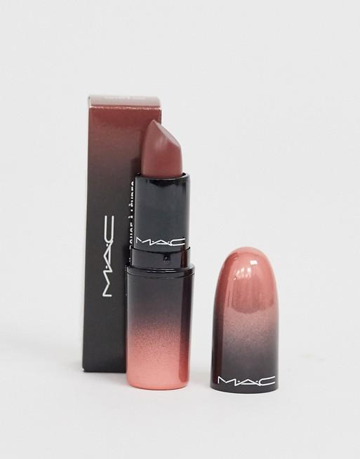 MAC Love Me Lipstick Coffee and Cigs Lipstick, Mac