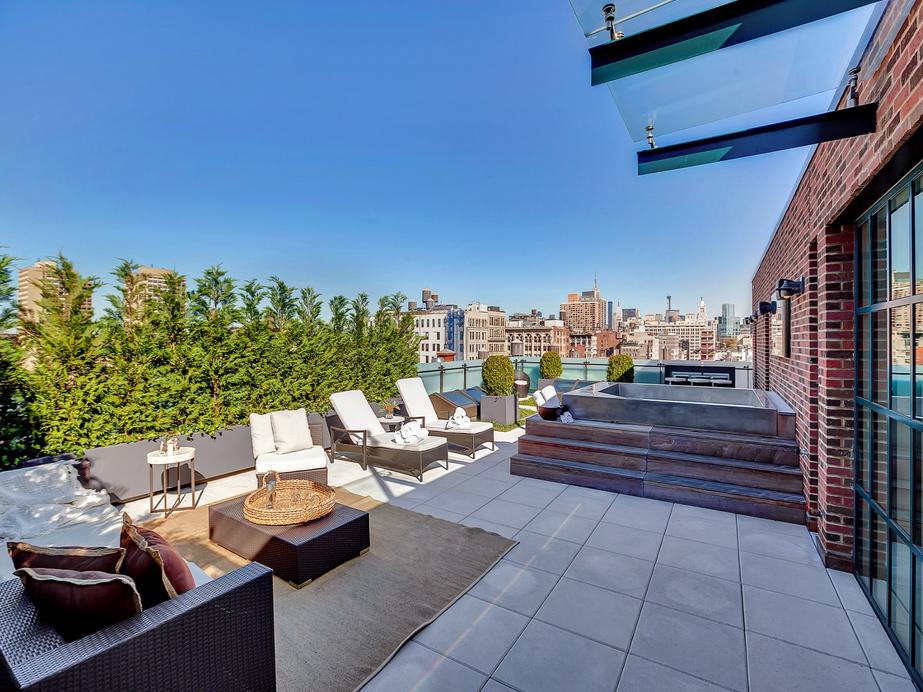 terrace terrace pent house new york penthouse luxury homes rh pinterest com