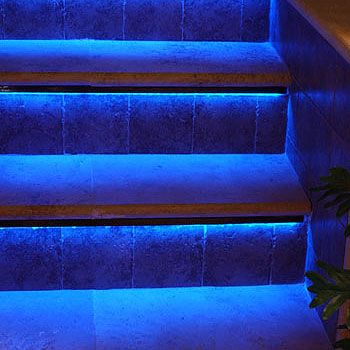 Led Step Lighting Impressive Stair Lighting  L I G H T & S H A D O W S  Pinterest  Stair Decorating Design