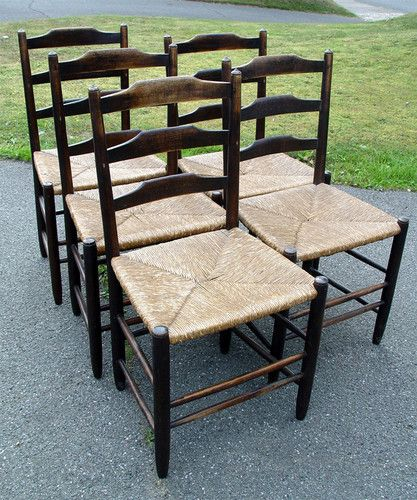 set of five original gimson clissett chairs ca 1920 gordon russell rh pinterest com