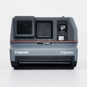 IMPOSSIBLE - cameras: Polaroid Impulse 600 Camera