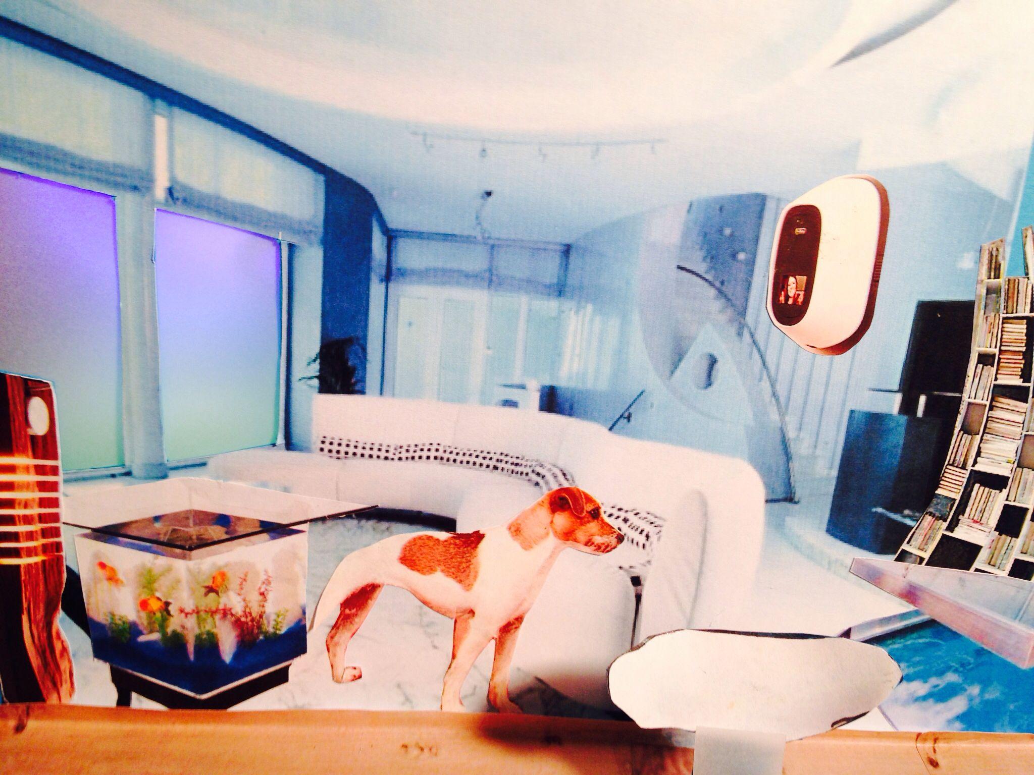pop-up quest huis van de toekomst woonkamer | pop-up decor quest, Deco ideeën
