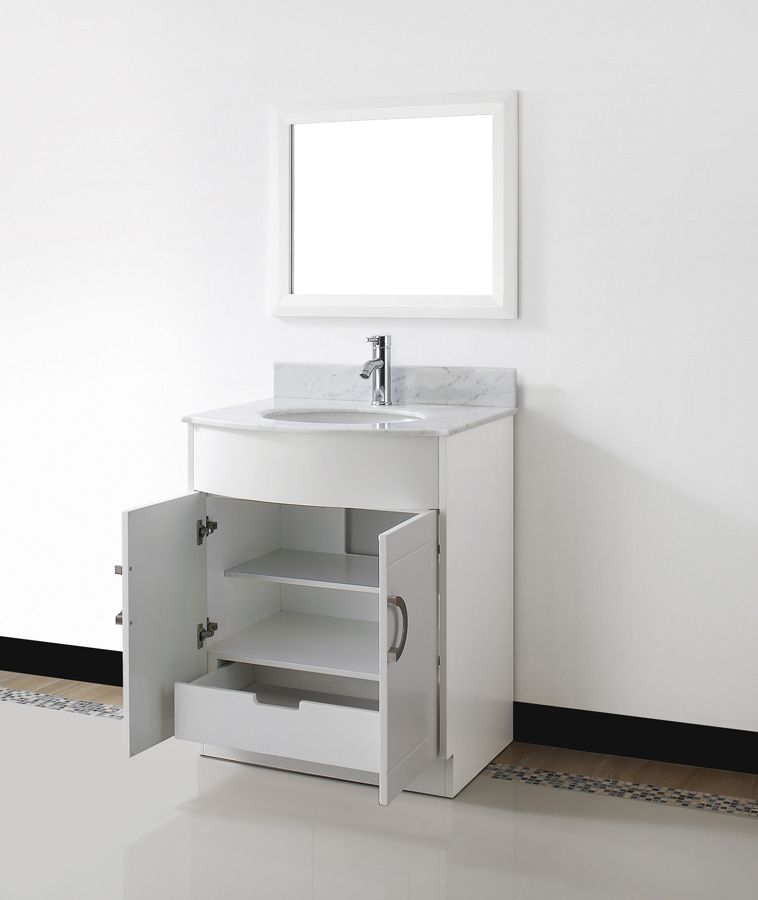 Small Bathroom Vanity Sink With Cabinet - Many Types Of Small