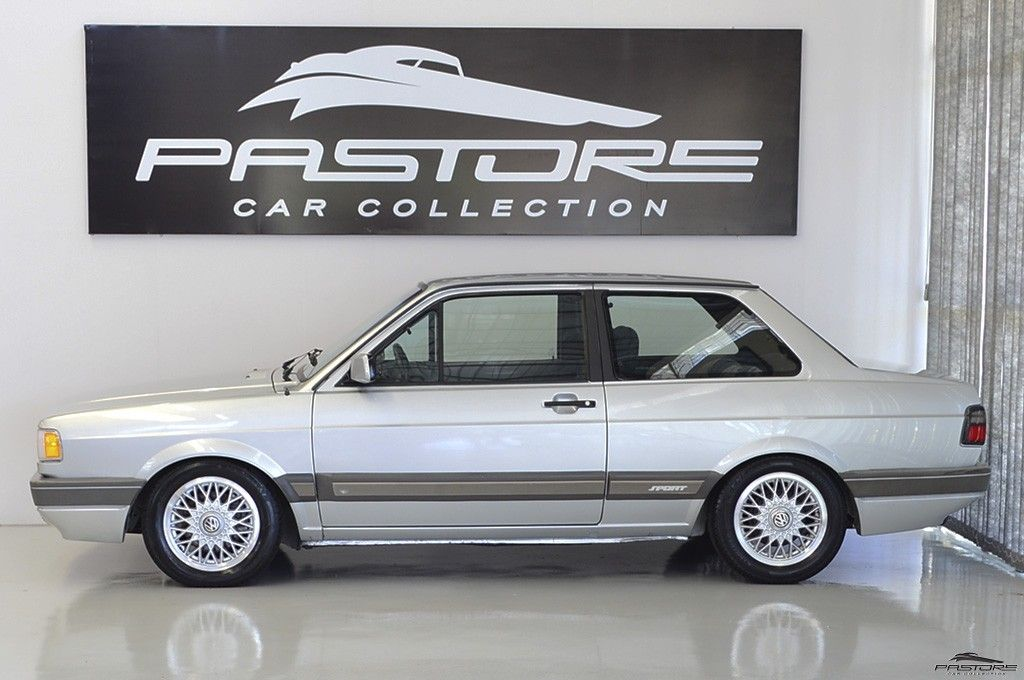 vw voyage sport 1993   pastore car collection vw voyage sport 1993  1993  ve u00edculo em  u00f3timo estado