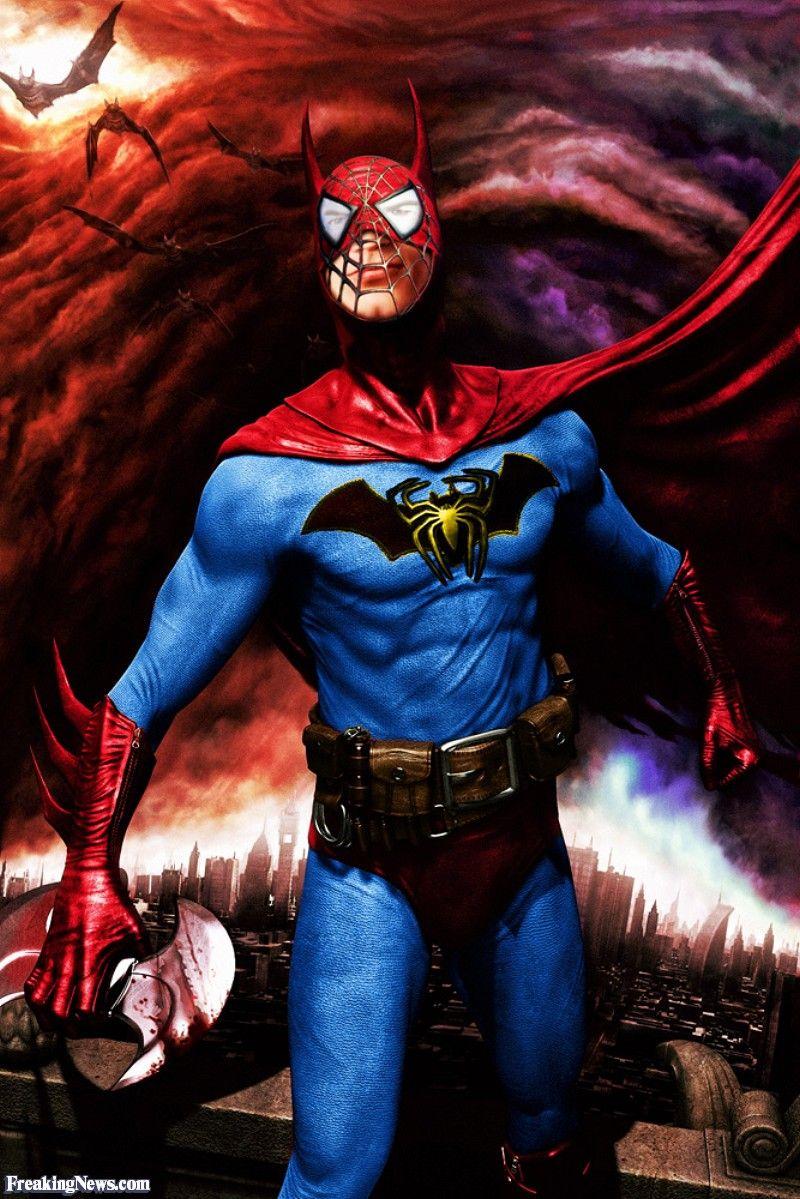 Superbatspiderman superman supergirl superboy power girl superbatspiderman biocorpaavc Choice Image