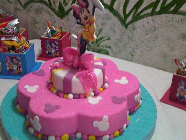 Una de mis tortas...