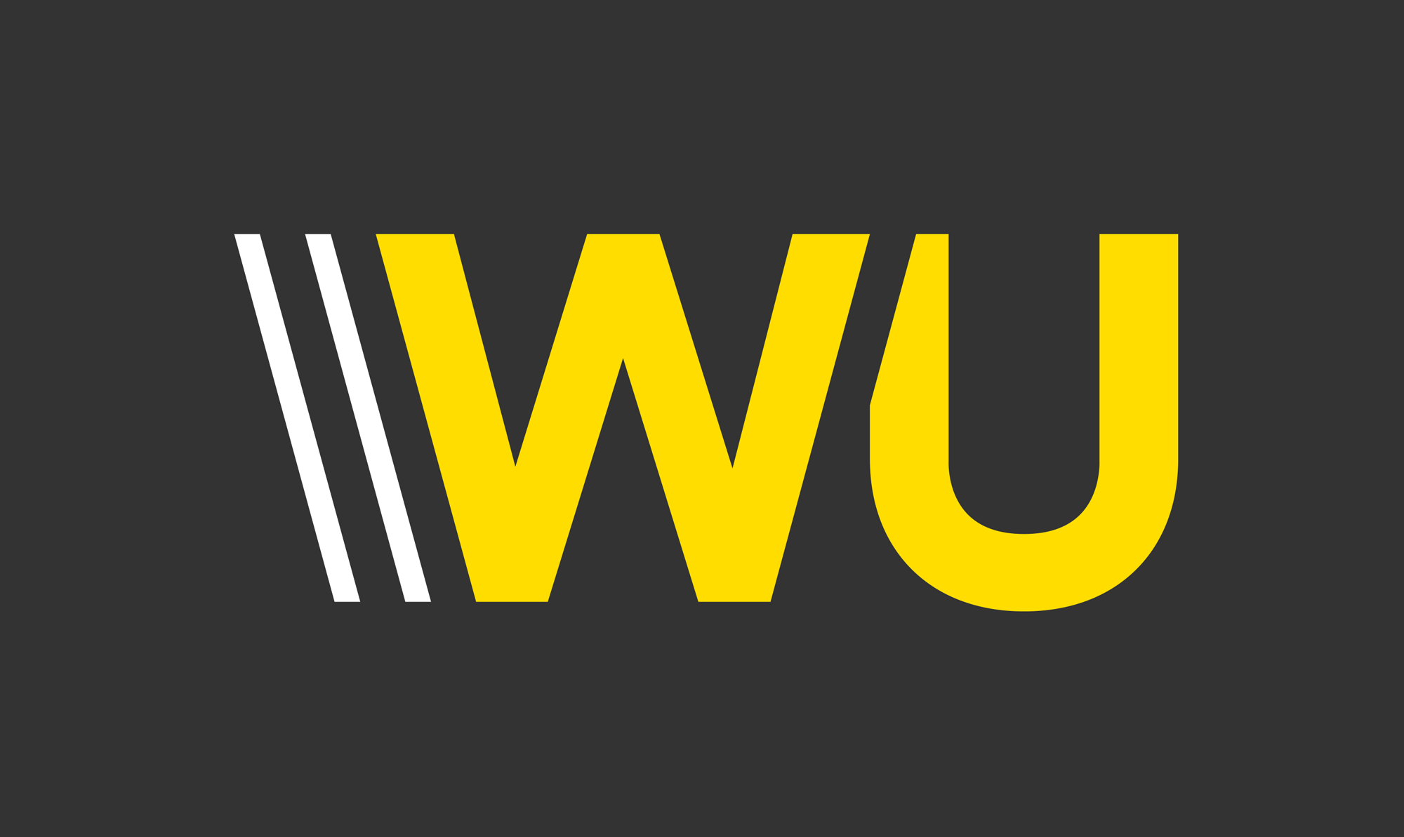 Brand New New Logo For Western Union Typography Branding Graphic Design Firms Identity Logo