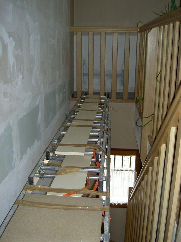 comment habiller un mur interieur en peinture recherche. Black Bedroom Furniture Sets. Home Design Ideas