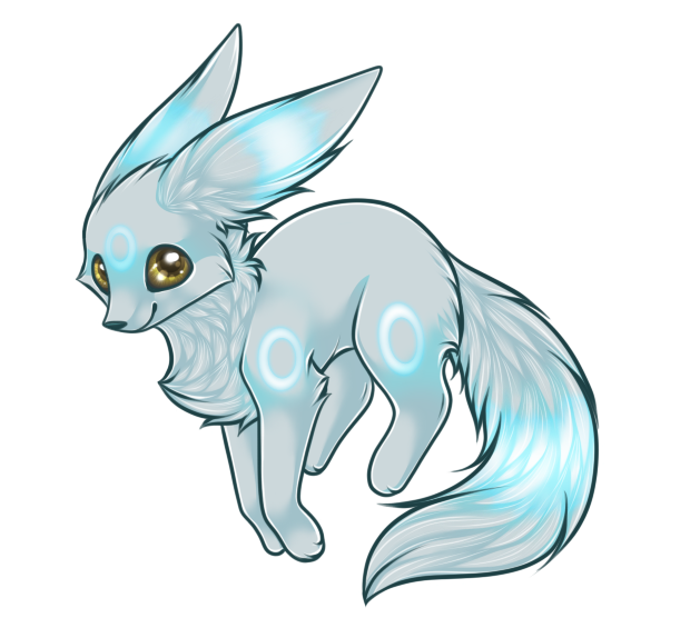 anime zeichnen tiere: Fakemon Creation Inspiration