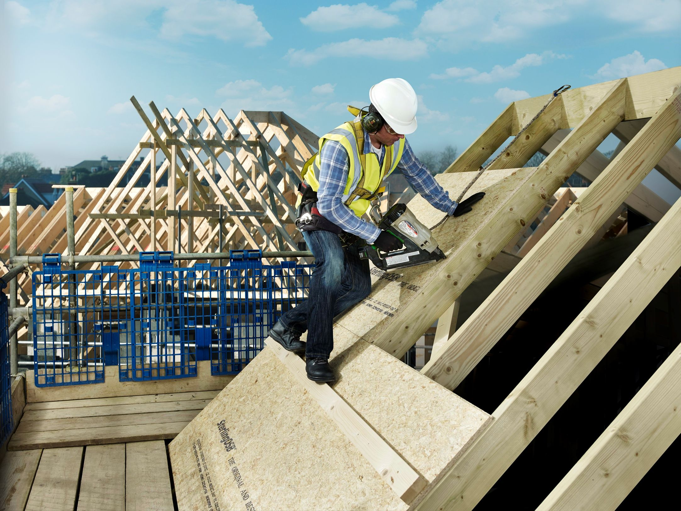 Norbord Roofing Roof Panels Osb