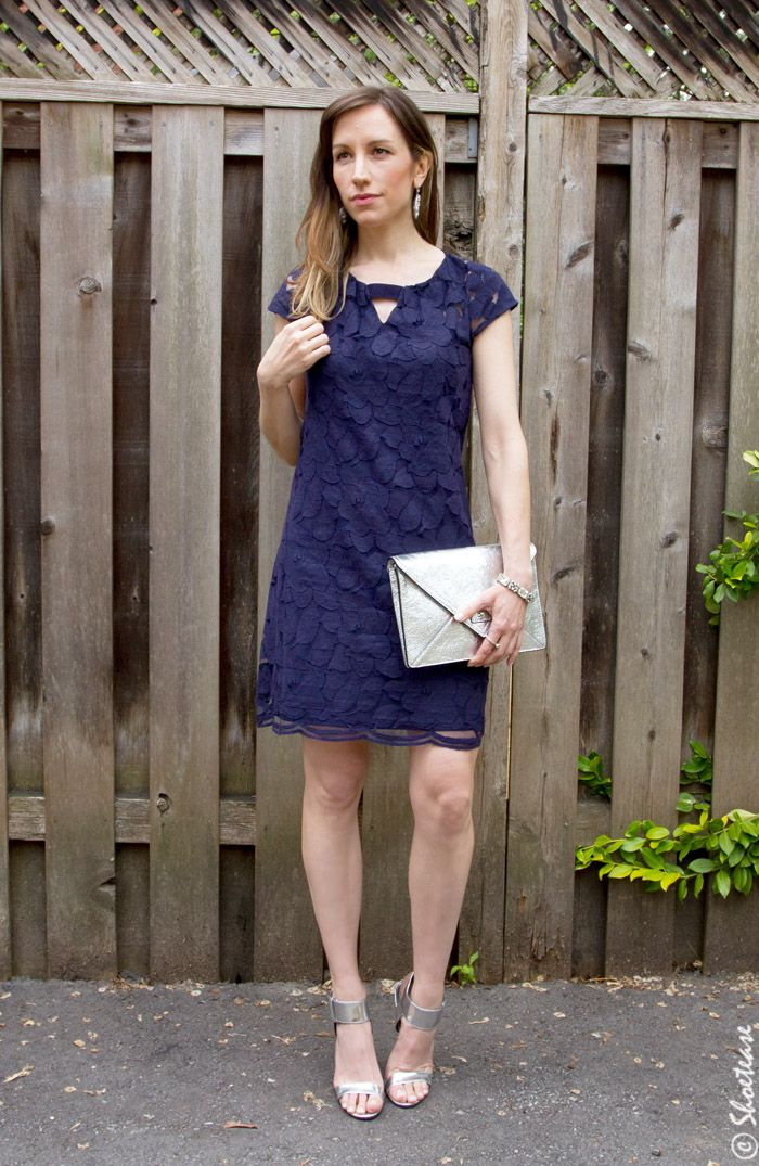 What Color Shoes With Navy Dress Question Answered For My Closet