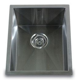 Nantucket Sinks Rectangular Center Drain Bar Prep Sink Undermount Bar Sink Bar Sink Stainless Steel Bar