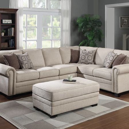 Lacie 90 Quot Sectional Sofa Homegoods Pinterest