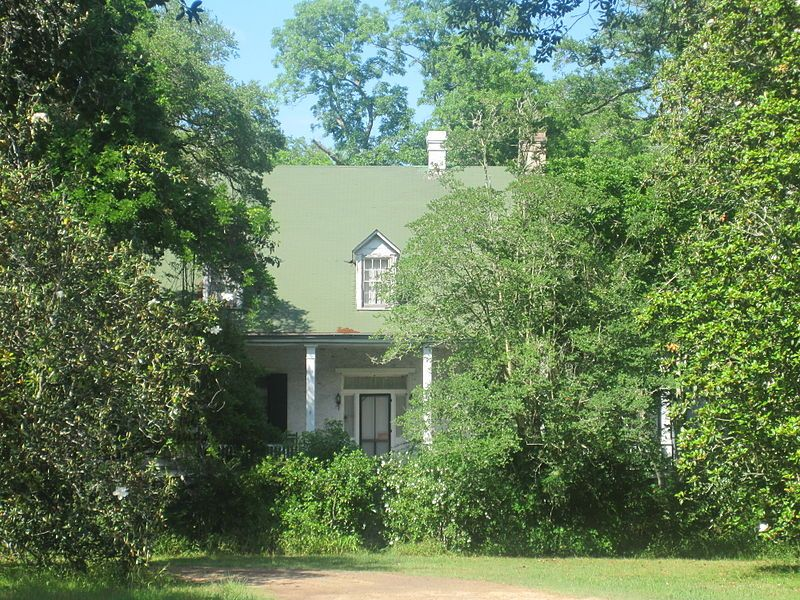 Magnolia Plantation (Derry, Louisiana) is a former