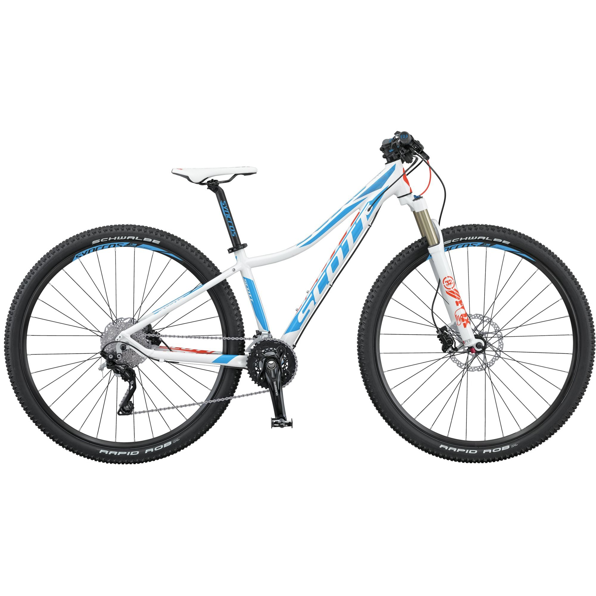 The Scott Contessa Scale 900 Features A Superlight Alloy Frame