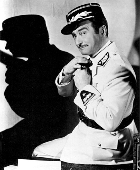 Image result for claude rains casablanca