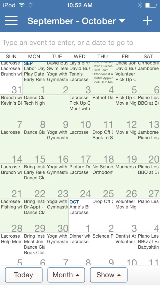 Pin By Cozi On Cozi Family Organizer Pinterest Family Calendar