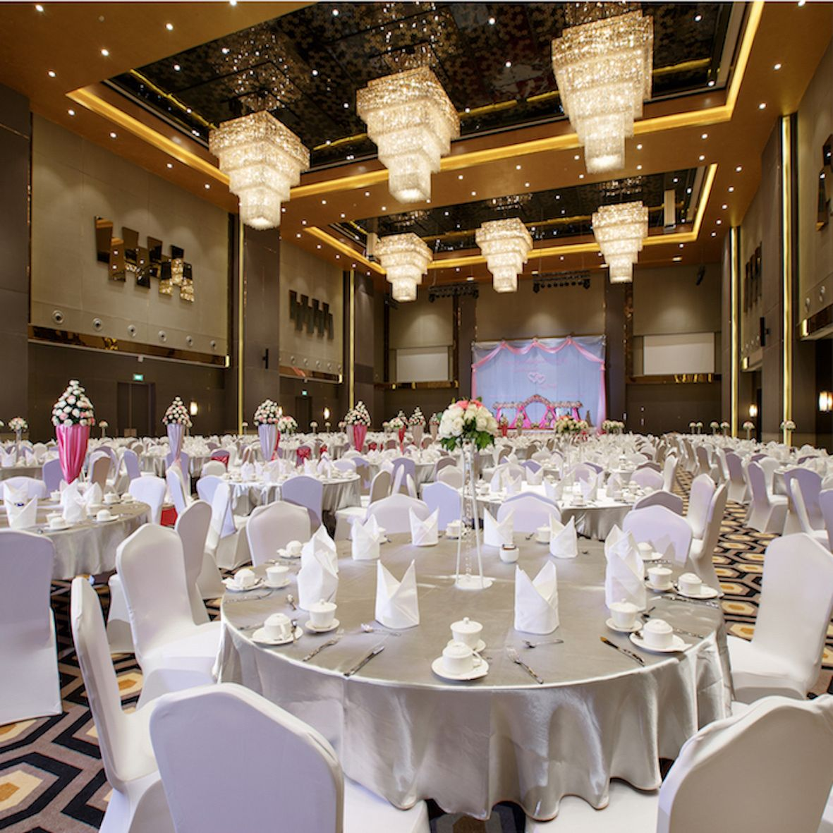Banquet Hall Design: Www.iida-intl.com#Hospitality Designs#Modern Contemporary
