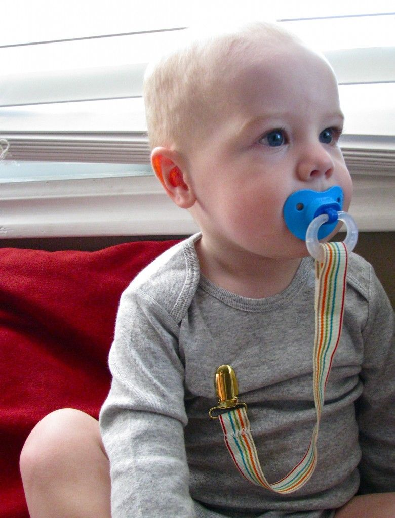 Pacifier Clippy Baby sewing, Baby crafts, Diy baby stuff