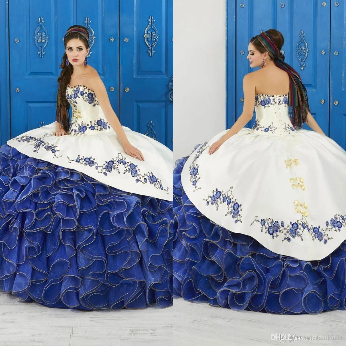 Ruffled Floral Charro Quinceanera Dresses 2020 Strapless Puffy Skirt Lace Embroidery Princess Sweety 16 Girls Masquerade Prom Dress Beads Flower Girls Dress Masquerade Ball Gown Quinceanera Dress Online with $249.11/Piece on Alegant_lady's Store #masqueradeballgowns Ruffled Floral Charro Quinceanera Dresses 2020 Strapless Puffy Skirt Lace Embroidery Princess Sweety 16 Girls Masquerade Prom Dress Beads Flower Girls Dress Masquerade Ball Gown Quinceanera Dress Online with $249.11/Piece on Alegant_ #masqueradeballgowns