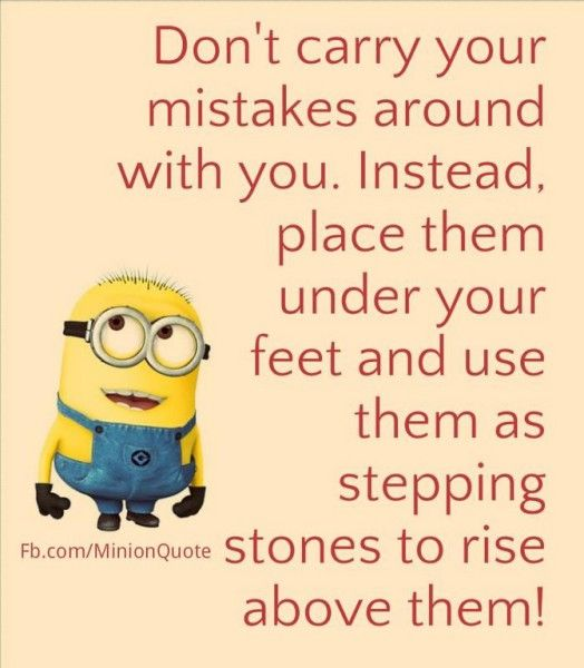 Humor Inspirational Quotes: Minions Minions