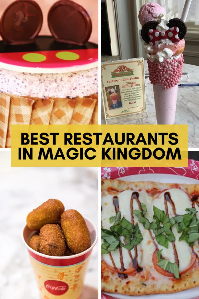 Best Restaurants In Magic Kingdom In 2020 Magic Kingdom Disney World Tips And Tricks Disney Dining