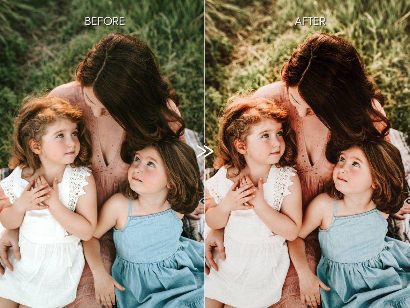 2 Family, Lightroom Presets, Mobile presets, Presets