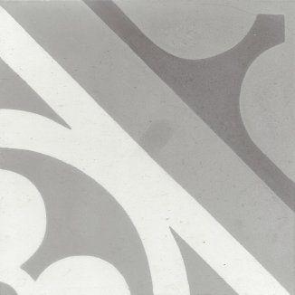 Tegel: CT1200 - Cementtegels - 20x20