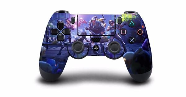 fortnite ps4 controller skin - ps4 controller on fortnite mobile android