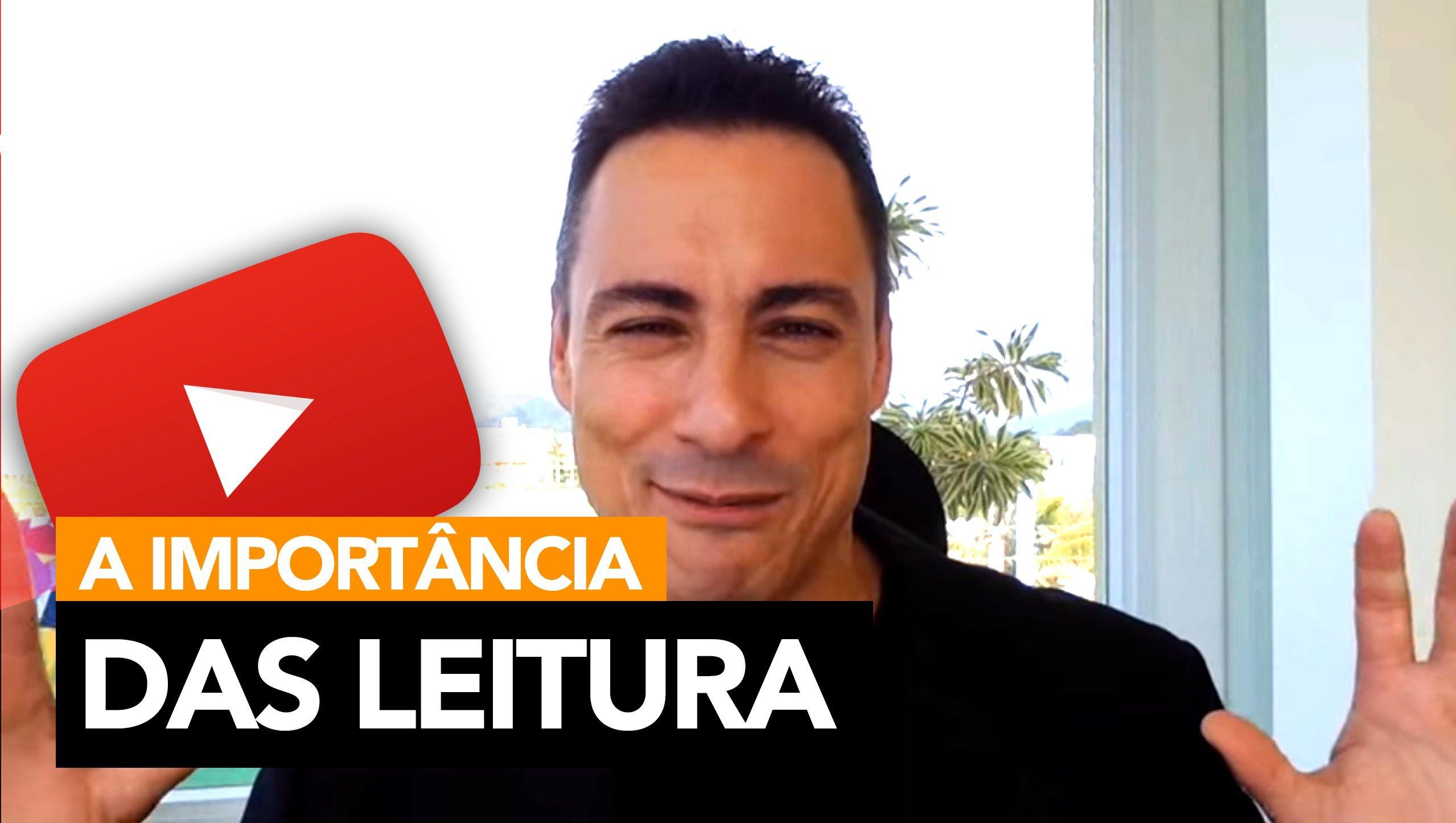 A Importância da Leitura | Rodrigo Cardoso