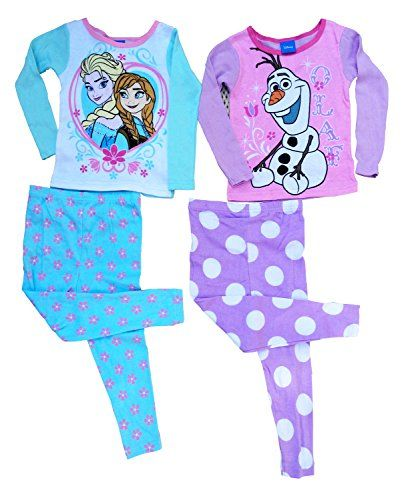 Little girls LOVE Frozen. How about some Frozen themed pajamas under the  tree   438401766