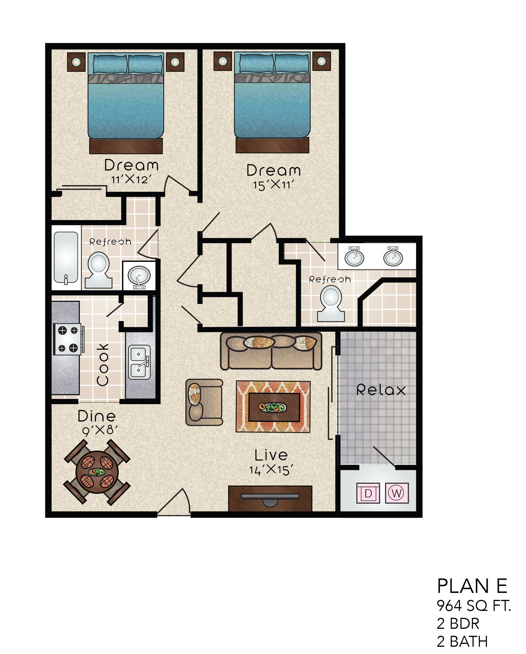 Pin By Amyj P On Floorplans Property Photos Small House Plans Little Houses Mobile Home Renovations
