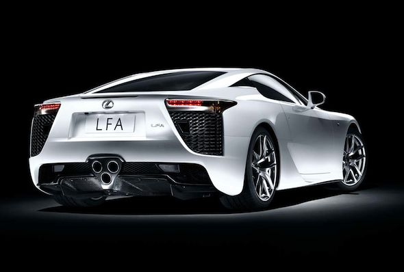 35++ Most expensive lexus car High Resolution