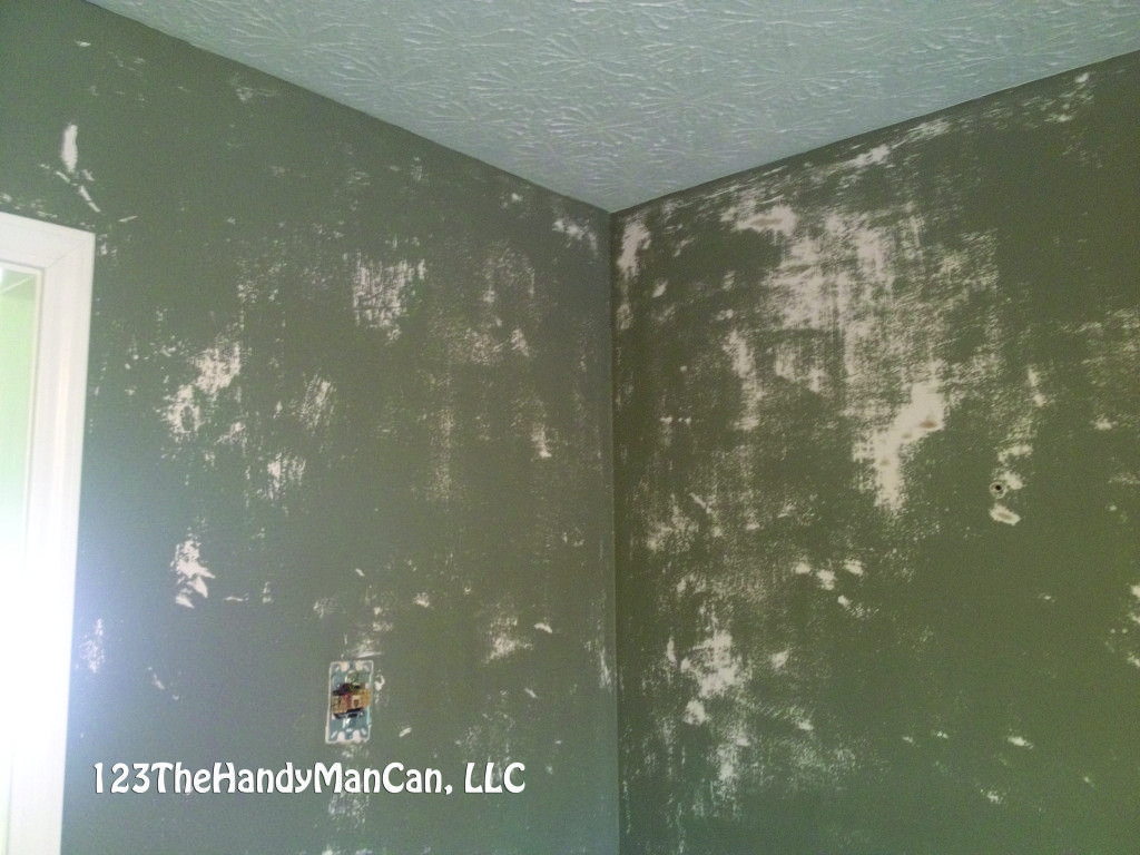 Danger Of Wallpaper Glue New House In 2019 Painting Over
