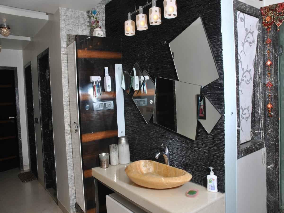 Modern Wash Basin Design by 999 interiors Interiors Interior